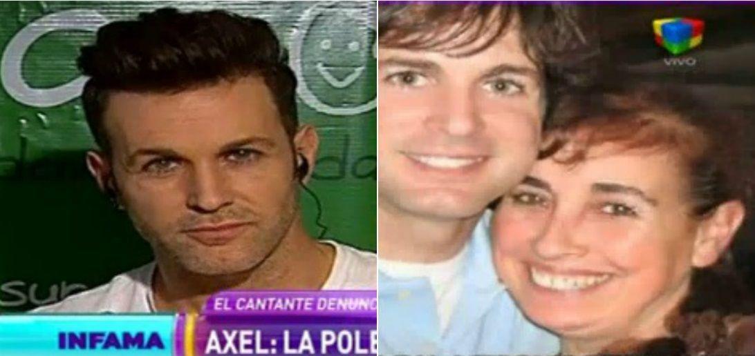 Axel habló por primera vez de la muerte de su madre y del médico responsable: Hubo negligencia