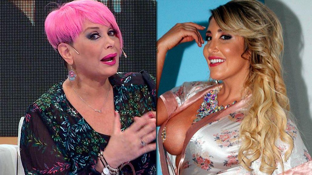 El primer escándalo del verano: carterazos entre Carmen Barbieri y Ayelén Paleo