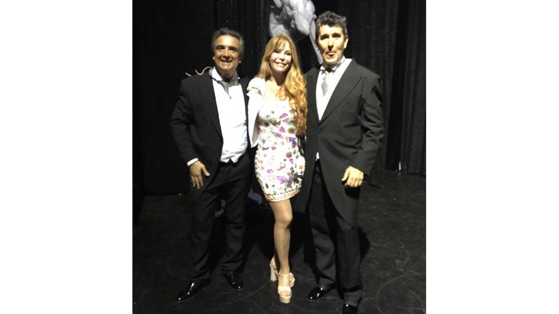 Se estrenó Segunda vuelta, la obra de Nito Artaza y Cecilia Milone