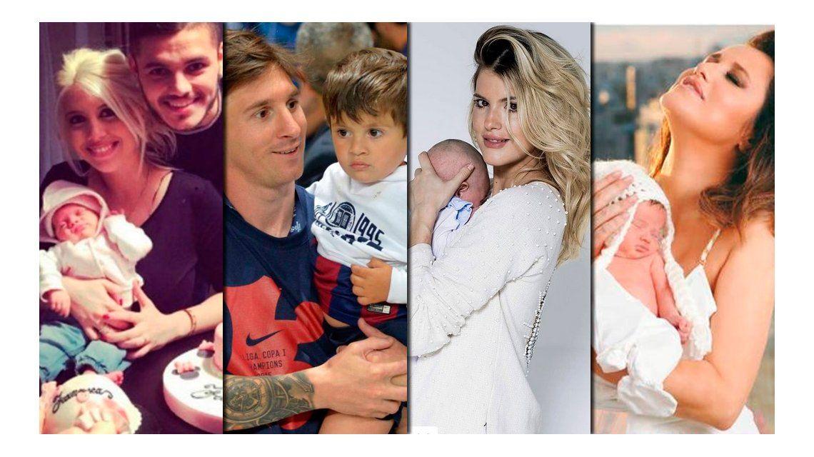 ¡Felicidades! Los famosos que fueron padres en el 2015