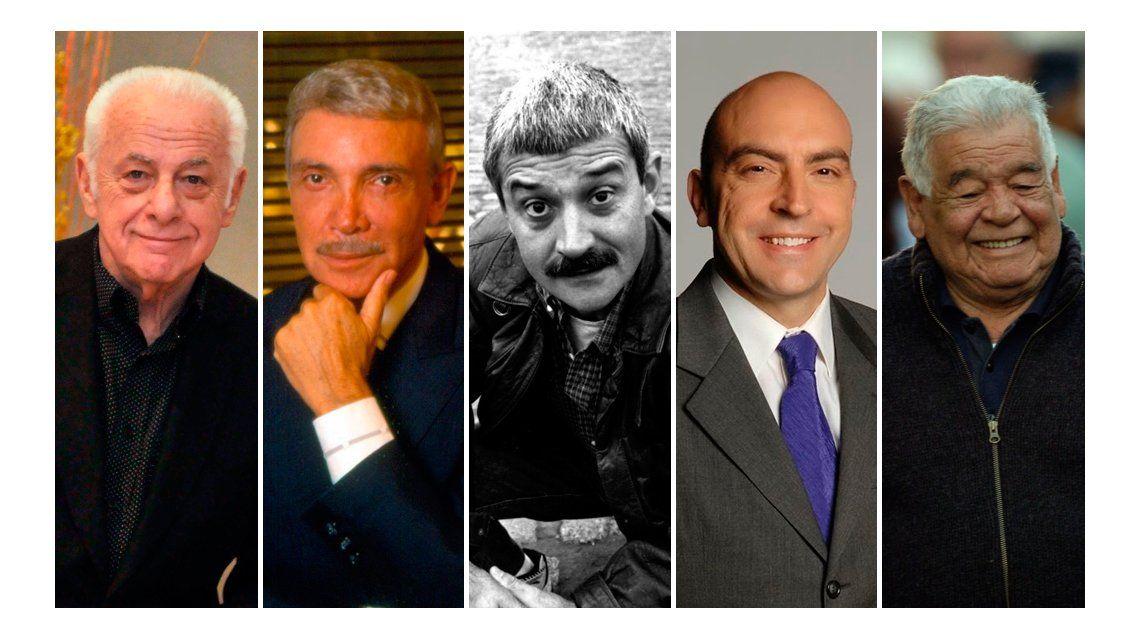 Los famosos que nos dejaron en 2015