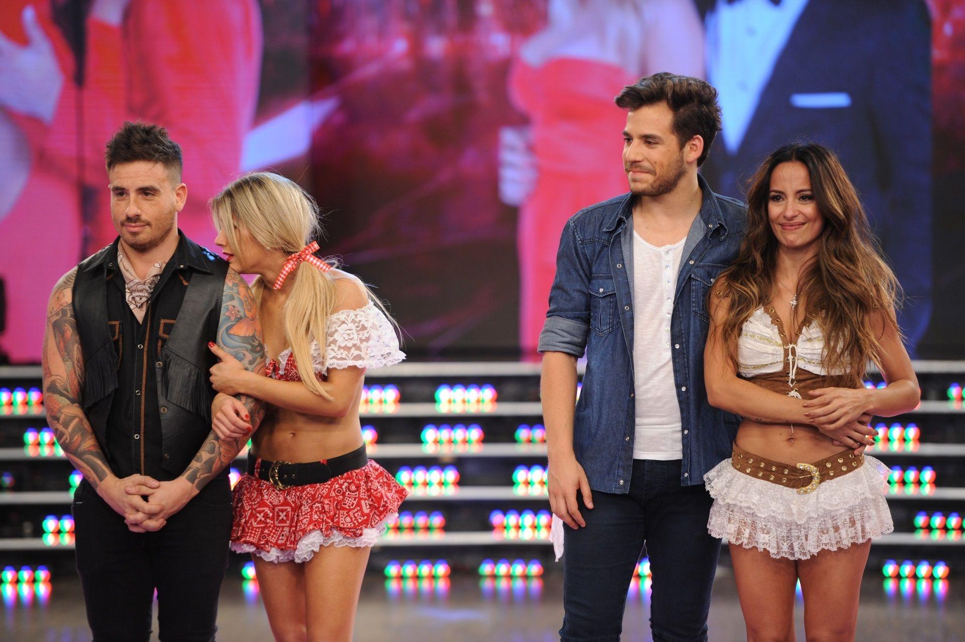 Lourdes Sánchez y Fer Dente quedaron afuera y ya están los cuatro semifinalistas