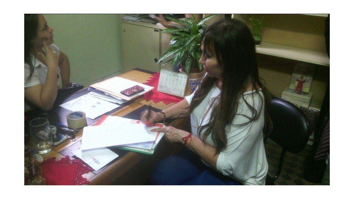 Más problemas para Moria Casán: habrían intentado coimear a una funcionaria para que pase la droga