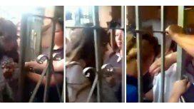 Así llegaba Moria a la cárcel de Paraguay: Hay peligro de fuga, según la jueza
