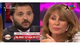 Cómo fue el cruce de Diego Brancatelli y Silvia Fernández Barrio en Intratables