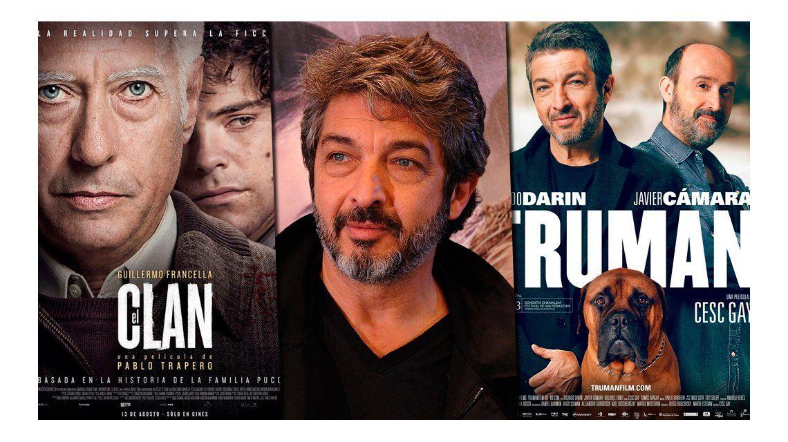Ricardo Darín, El Clan y Truman, entre los nominados para ganar los Premios Goya 2016