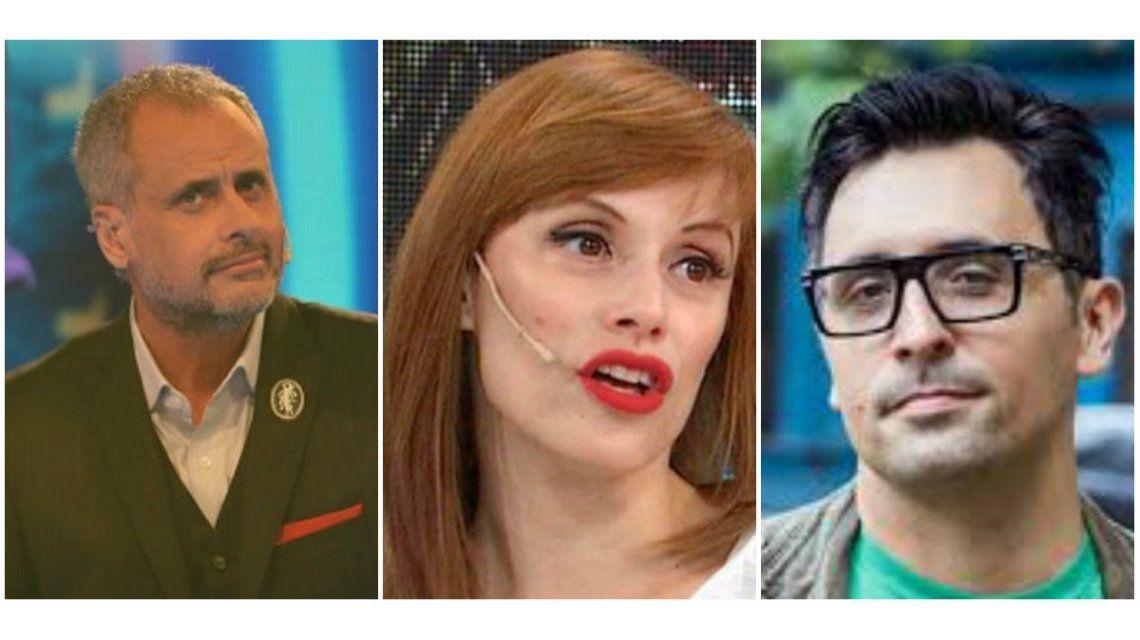 Los famosos se metieron en la polémica de Pampita, Benjamín Vicuña y la China Suárez