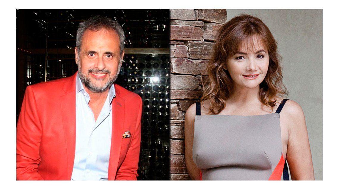 Guerra judicial y tuitera entre Jorge Rial y Nancy Pazos: el motivo