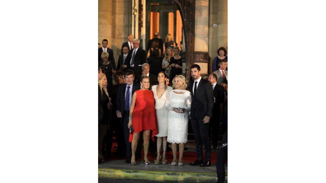 Diversas figuras del espectáculo, presentes en la gala del teatro Colón: mirá sus looks