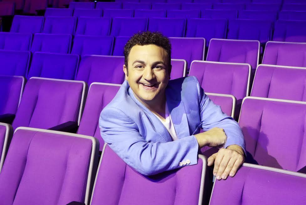Topa despide el año con shows en el teatro Opera