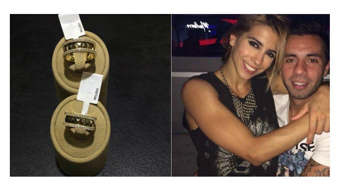 Los lujosos anillos que Matías Defederico le compró a Cinthia Fernández en Turquía para su reencuentro en Argentina