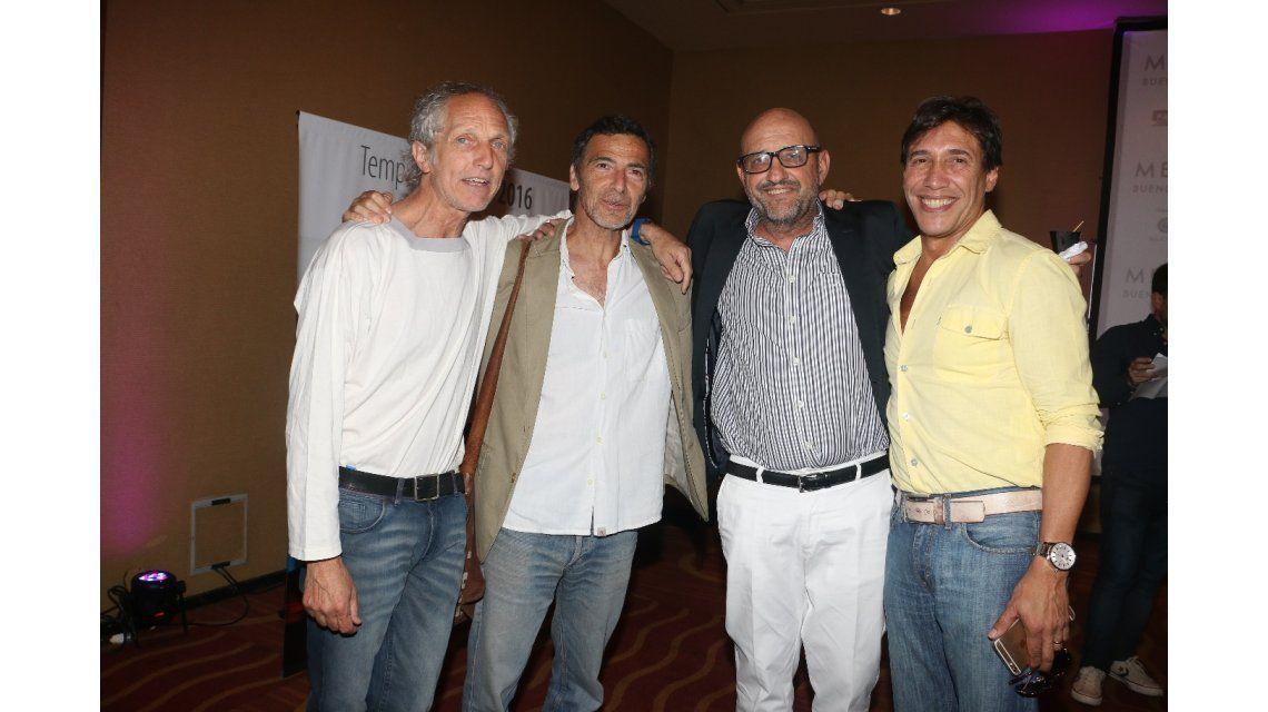 Javier Faroni presentó sus obras para la temporada 2016