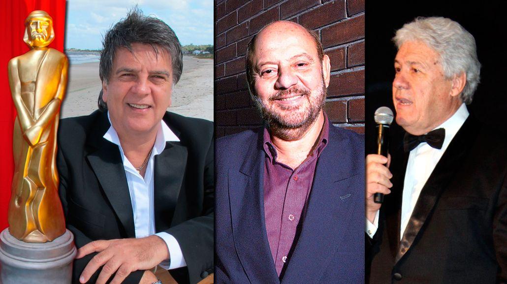 Hoy se define el futuro de Aptra: Luis Ventura, Jorge Lafauci y Carlos Sciacaluga, van por la presidencia