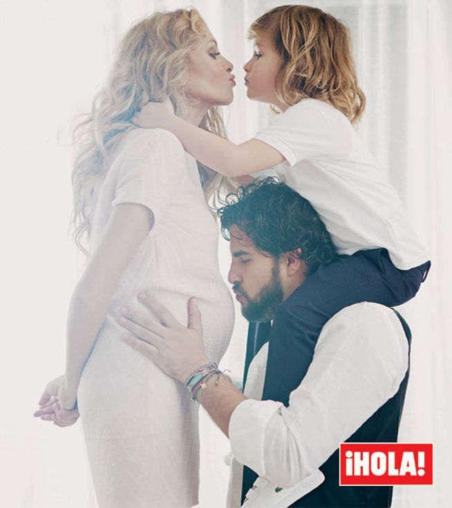 Paulina Rubio está embarazada: la tierna foto que confirma la noticia