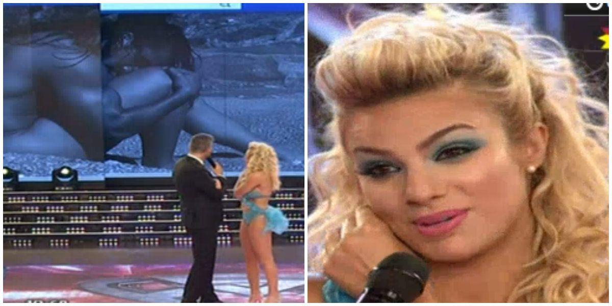 En ShowMatch mostraron fotos hot del novio de Ailén Bechara y ella reaccionó: Soy  re celosa