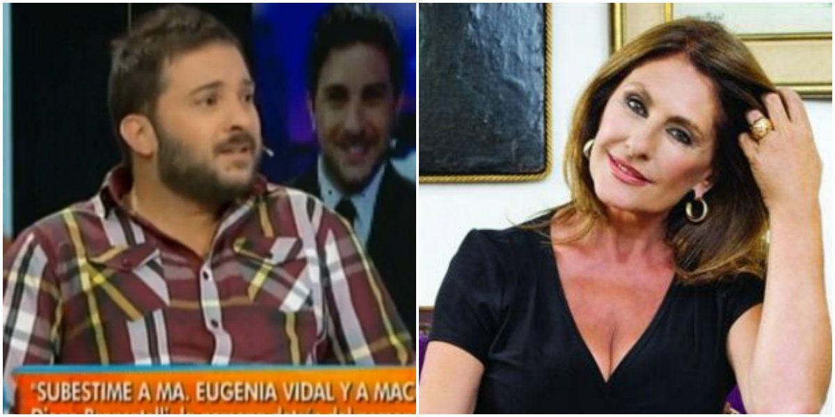 Tras la pelea, Brancatelli y Fernández Barrio faltaron a Intratables