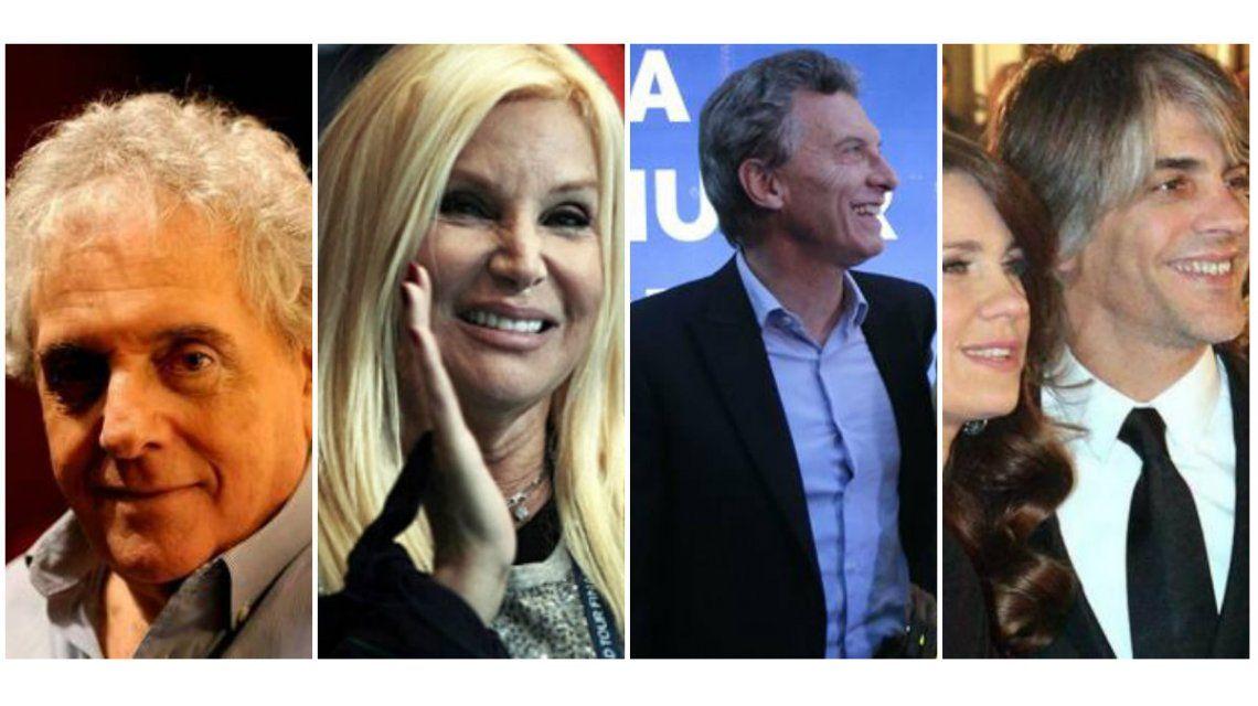 Especial de Susana Giménez de fin de año: Mauricio Macri, Nancy Duplaa, Pablo Echarri y Antonio Gasalla, los invitados