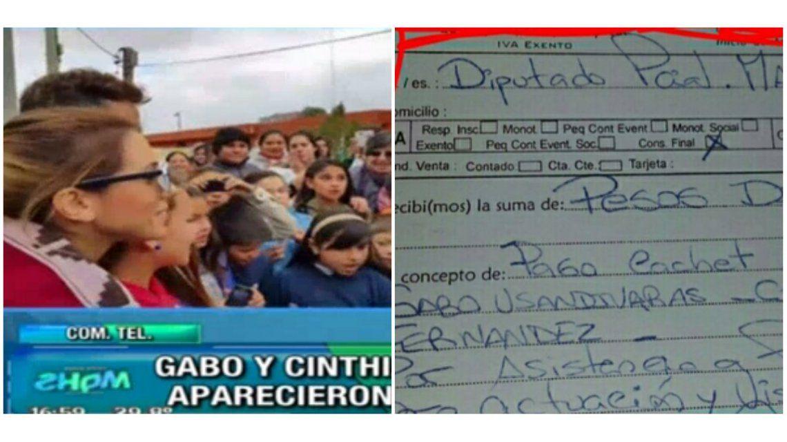 Escándalo con Cinthia Fernández por el sueño que representa: ¡Yo no soy una hija de p...!