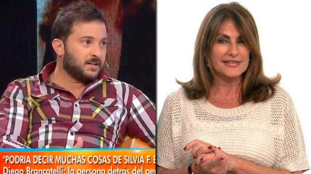 Ganó Diego Brancatelli: Silvia Fernández Barrio renunció definitivamente a Intratables