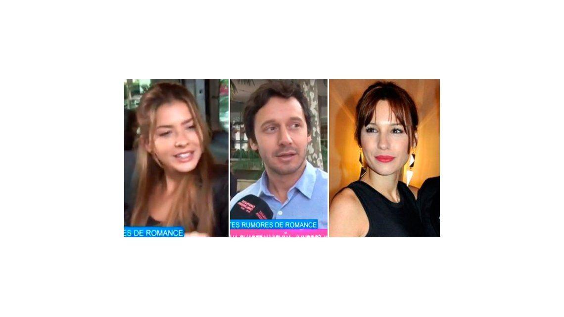 ¿Qué dirá Pampita? Benjamín Vicuña y la China Suárez hablaron de los rumores de romance