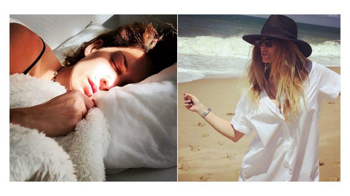¿Isabel Macedo tiene nuevo amor? Mirá la foto que le sacaron en la cama mientras dormía
