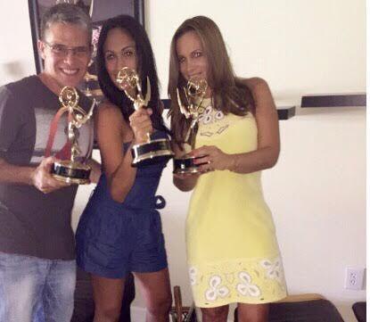 Natalia Denegri ganó un Emmy en Estados Unidos