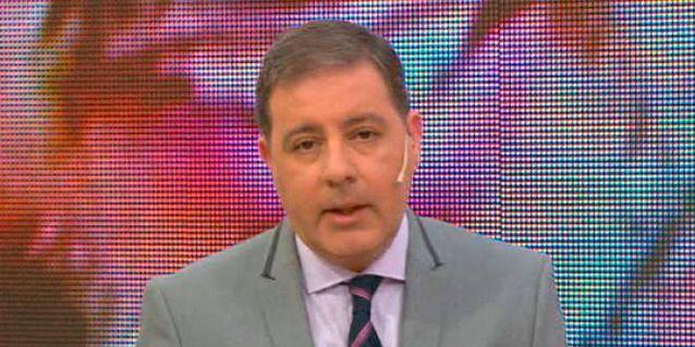 Fabián Doman confirmó que continúa en la pantalla de El Trece