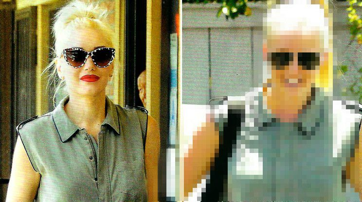 La mala suerte de Gwen Stefani: su niñera le robó el marido y ahora le copia el look