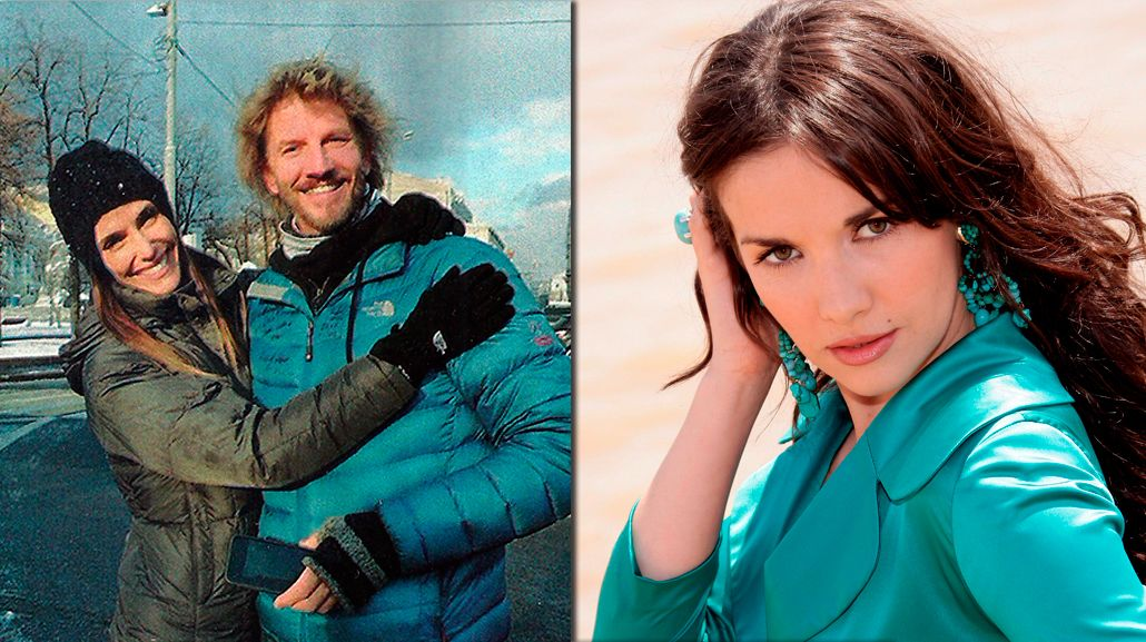 Facundo Arana: En Rusia, Natalia Oreiro es más famosa que los Rolling Stones