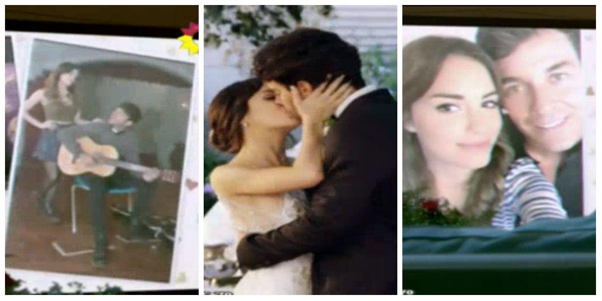 Así fue el romántico casamiento de Lali Espósito y Mariano Martínez en Esperanza Mía, ¡con un guiño a la vida real!