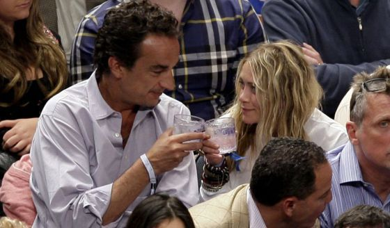 Mary Kate Olsen se casó con Olivier Sarkozy, el hermano del ex presidente de Francia