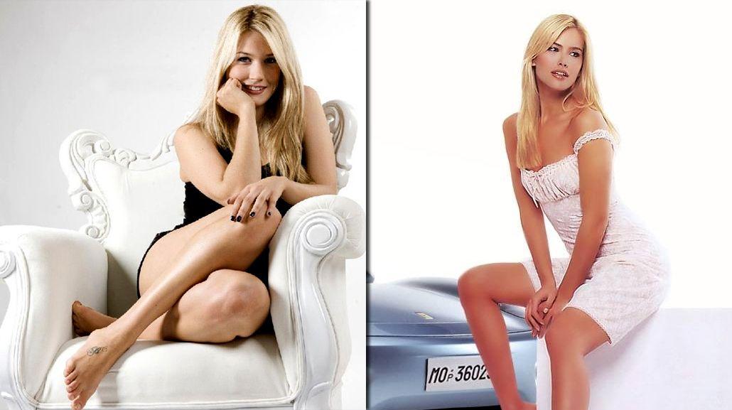Comparan a la novia de Daniel Osvaldo con Valeria Mazza: ¿son parientes?