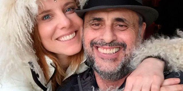 La convivencia de Jorge Rial y Agustina Kämpfer, dos periodistas con diferencias políticas