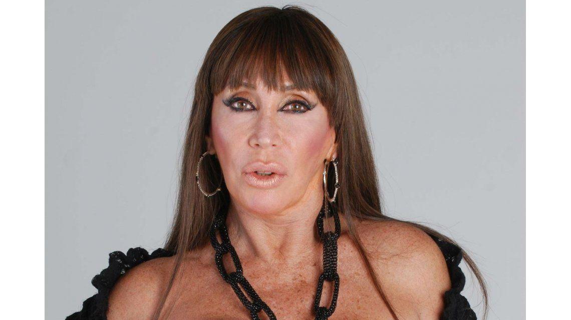 Moria Casán, en problemas: su ex Xavier Ferrer Vázquez le reclama 20 millones de pesos