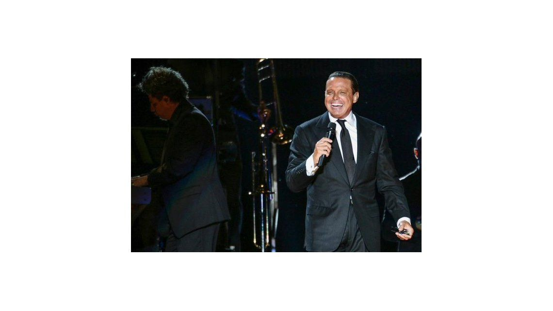 En medio de las polémicas, Luis Miguel realizó su primer show en Buenos Aires