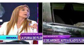 La furia de Gladys Florimonte tras sufrir un robo: Basta de derechos humanos
