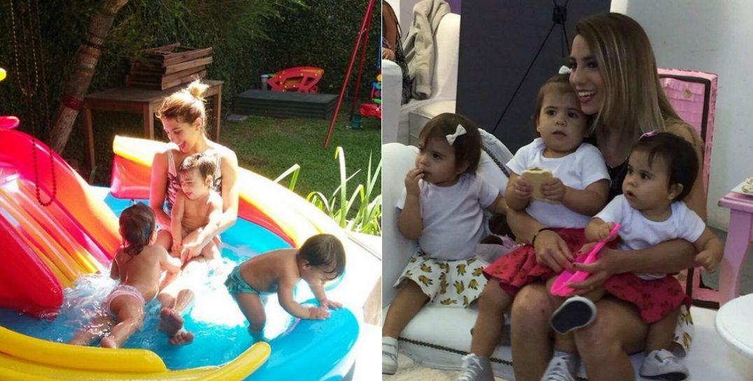Habló la ex niñera de Cinthia Fernández: Sus hijas no van al jardín y viven alborotadas en la casa