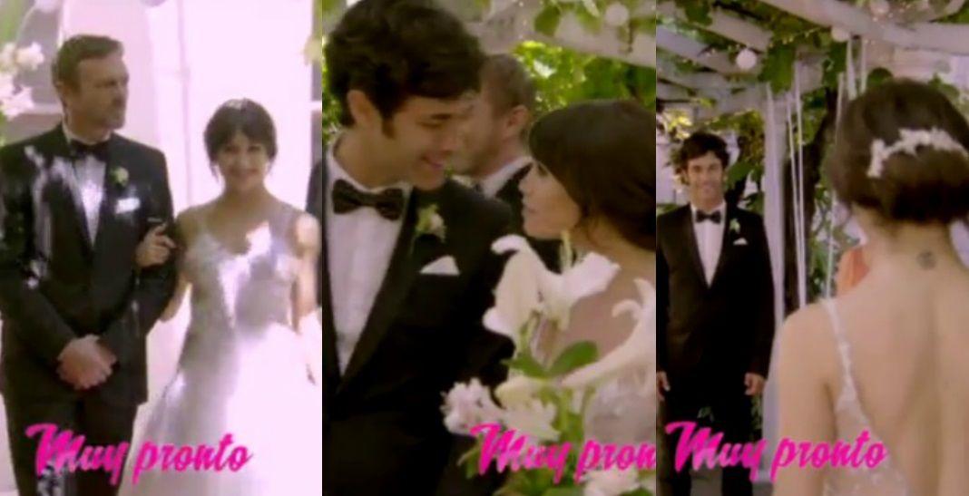 Triunfó el amor: Llega el casamiento de Lali Espósito y Mariano Martínez en Esperanza Mía