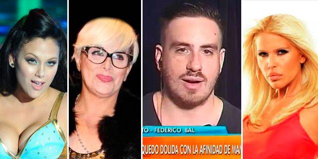 Fede Bal quiere reunir a Carmen Barbieri con Nazarena y Barbie Vélez: el conmovedor mensaje de su madre