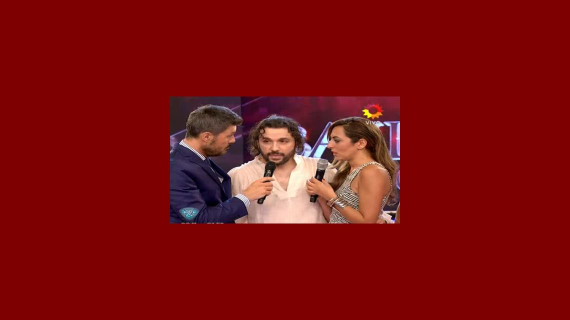 Durísimo discurso de Ergun Demir tras ser eliminado: Ailén no ganó, no lo acepto