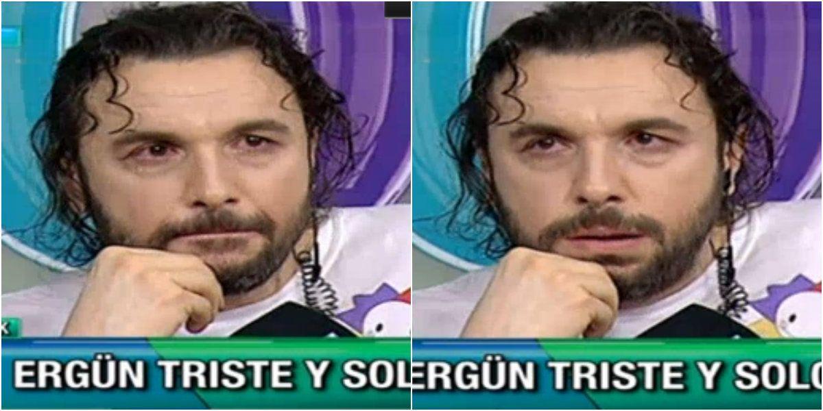 Ergun Demir, angustiado en Este es el show: el informe del jurado que lo hizo llorar