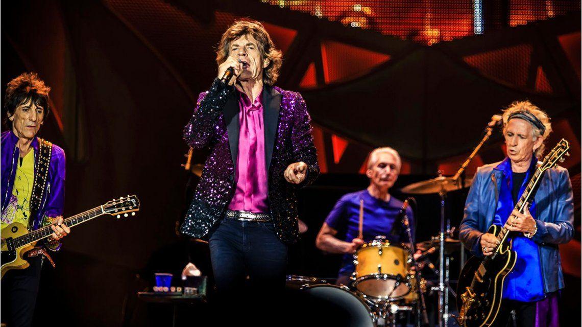 Los Rolling Stones serán Huéspedes de Honor de la Ciudad Autónoma de Buenos Aires
