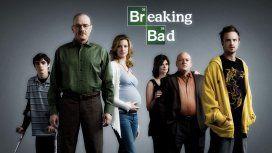 Esta noche América estrena Breaking Bad