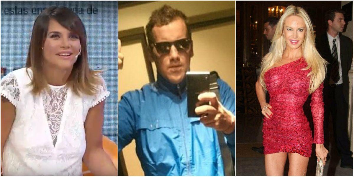 Apareció Amalia Granata: Luciana Salazar y su ex, el Ogro Fabbiani, dispararon en Twitter