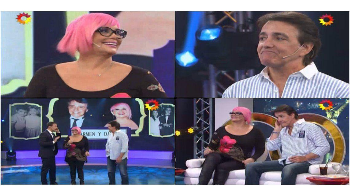 Carmen Barbieri y su novio, juntos en Como Anillo al dedo: sus gustos en la intimidad y posible tatuaje