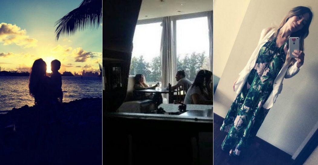 La presentación oficial de Jimena Barón a su novio en familia: viaje a Miami y casamiento