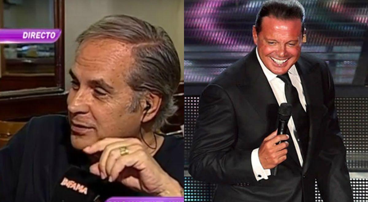 El mejor amigo argentino de Luis Miguel: Cada vez es un hombre más difícil