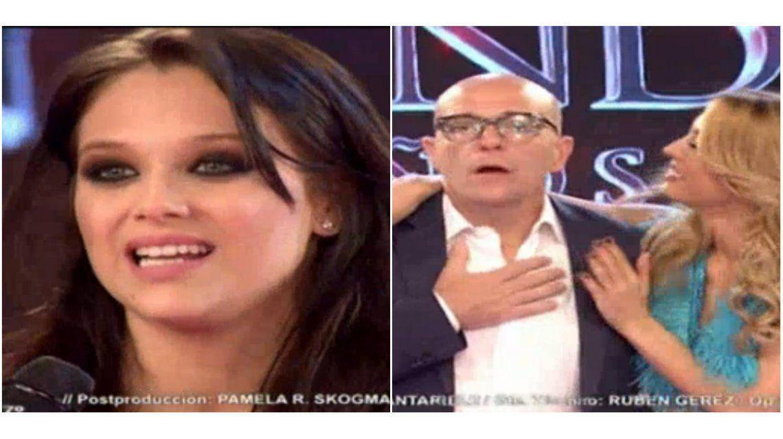 Barbie, afuera del Bailando: Campi le ganó con el 58,40% de los votos