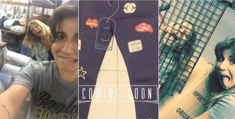 Gianinna Maradona debuta como diseñadora: Me da un poco de melancolía estar menos tiempo con Benja