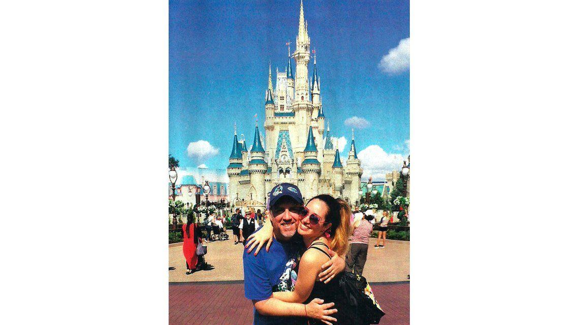 El mal momento de Belén Francese en Disney: Casi me sacan del parque